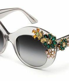 44e7698b963cdb Tendance mode   49 Lunettes de soleil pour femme tendance été 2017 lunette  pour femme collection