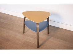 table basse bow wood steiner - maisonsimone.com #vintage #design #interior #home