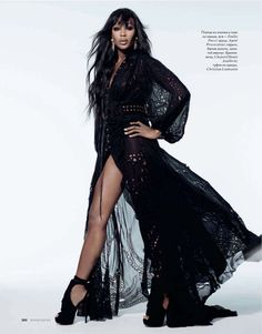 Naomi Campbell for Elle February or supermodels do it better. Description from sequingown.wordpress.com. I searched for this on bing.com/images