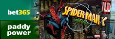 The brand new  Spider-Man slot review is live at CasinoManual.co.uk – read about the new Marvel slot below and find out where you can play for real money: http://www.casinomanual.co.uk/new-marvel-spider-man-slot-live-paddy-power-casino-bet365-casino/