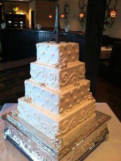 Creative Wedding Cake Ideas   Tower, Wedding cake and Themed weddings