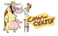 Cow and Chicken | Cartoons