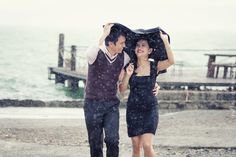 Engagement Photo by Ruffa and Mike Photography.