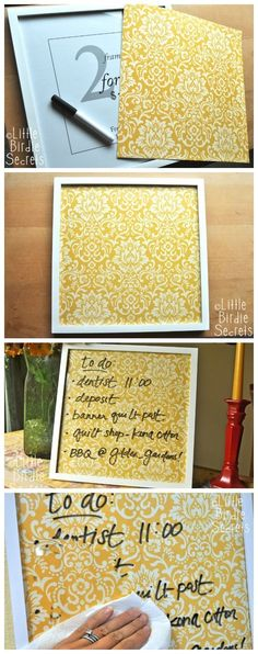 Handmade Home Decor Home Projects, Home Crafts, Diy And Crafts, Projects To Try, Handmade Home Decor, Diy Home Decor, Decor Crafts, Diy Décoration, Getting Organized