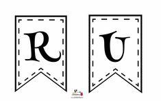 TURŞU KURUYORUZ PANO – HARFLER Stencils, Diy And Crafts, Symbols, Letters, Education, Words, Mini Mini, Banners, Yogurt