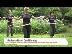 An easy hoop work out designed for the Hoop Boot Camp. More info http://hooplovers.com