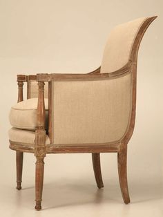 Self-Conscious Pair Of 1920s Cane Bergere And Oak Single Beds Antique Furniture Edwardian (1901-1910)