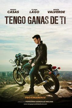 """I Want You (2012)   http://www.getgrandmovies.top/movies/16882-i-want-you   Sequel to """" three steps above heaven"""". the sexy gin (clara lago) is new love of hache (mario casas), but this can not forget his former girlfriend (maria valverde), so triangle inevitable.""""="""""""