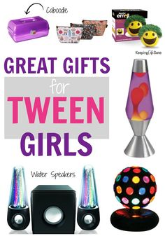 30 Gifts For Tween S