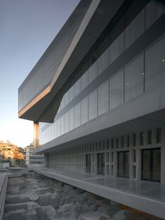 Gallery of New Acropolis Museum / Bernard Tschumi Architects - 11