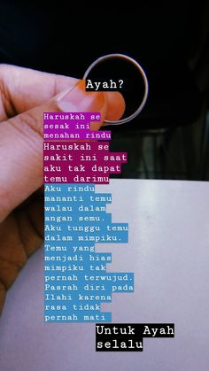 Quotes Rindu, Text Quotes, Mood Quotes, People Quotes, Poetry Quotes, Life Quotes, Quotes Lockscreen, Cinta Quotes, Quotes Galau