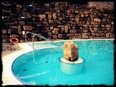Błękit basenu ;)