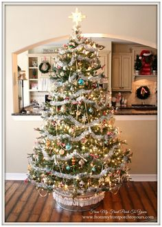 Christmas Tree-From