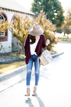 The Sweetest Thing: Must Have: Slouchy Cardy