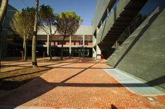 M.B.C. Molecular Biotechnology Center, Luciano Pia. © Beppe Giardino Biotechnology, Sidewalk, Nice, Walkways, Pavement