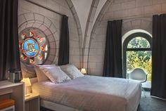 Hotel Sozo, Nantes France In a 19th C chapel