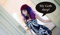 My Goth, alternative, occult, witch fashion boutique! Where to buy ...