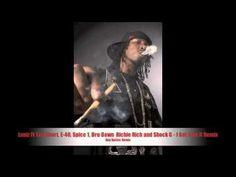 Luniz Ft Too Short, E-40, Spice 1, Dru Down, Richie Rich, Shock G - I Got 5 On It Remix