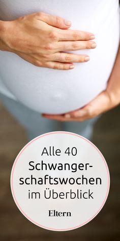 Du bekommst ein Baby? Herzlichen Glückwunsch! Unser Schwangerschaftskalender begleitet Dich durch Deine Schwangerschaft. Hier erfährst Du Woche für Woche, wie sich Dein Kind entwickelt, was Du für Dich tun kannst und was für Papa wichtig ist. Plus: Einzigartige Ultraschall- und Expertenvideos.