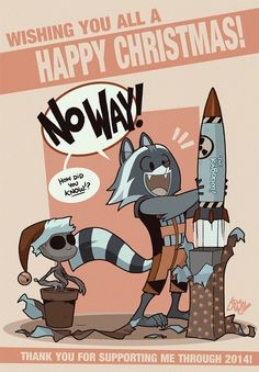 Happy Christmas 2014 by TWULF on DeviantArt