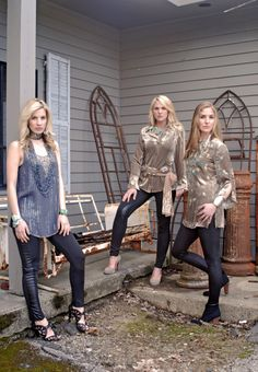 Tasha Polizzi Holiday 2013 Collection
