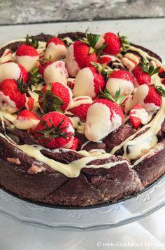 Erdbeer-Schokoladen-Pinwheel mit Vanillepudding http://www.geschmacks-sinn.de/?p=3033