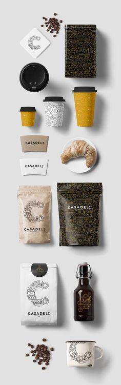 Coffee branding inspiration