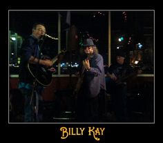 Billy Kay Performing with Danny and Mike in Washington | November 2014  All My Best, Billy Kay