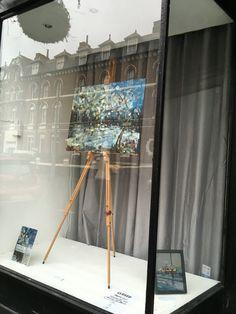 Tripod Lamp, Print Artist, Paintings, Artists, Art Prints, Home Decor, Art Impressions, Decoration Home, Paint