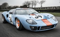 The greatest fast Fords of all time - Telegraph But in first place, it's Ford's very own Le Mans legend; the car with which Henry Ford said he'd beat Ferrari at its own game - and he did. The GT40 looked and sounded magnificent, and showed the world that Ford could build a winning competition car at the very highest echelons.