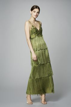 This fun, colorful look is perfect for any bridesmaid! Shop this dress at Farfetch.com!