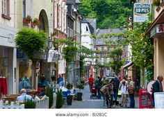 Traben-trarbach, Mosel, Eifel, Rheinland-pfalz, Deutschland ...