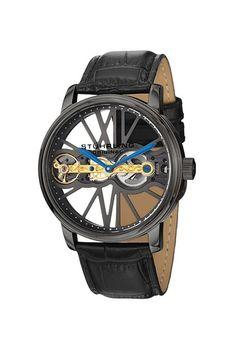 Men's Winchester Bridge Mechanical Watch by Stuhrling Blowout on @HauteLook
