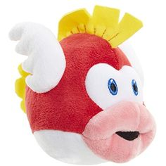 NINTENDO World of Nintendo Cheep Cheep Plush >>> You can find more details by visiting the image link. (This is an affiliate link) #StuffedAnimalsPlushToys