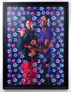 Twenty Works Art Basel Miami Beach Is Buzzing About The Tribute Money III, by Kehinde Wiley Sean Kelly Be Your Own Kind Of Beautiful, Black Is Beautiful, History Photos, Art History, Kehinde Wiley, Art Basel Miami, Black Artists, Global Art, Art Fair