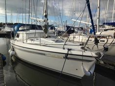 Find out about this Moody Eclipse 33 Cruising Yacht for sale and why Network Yacht Brokers UK is the site to buy and sell your sailing boats and yachts.
