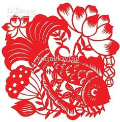 Chinese traditional paper-cut for window decoration Home decoration decorations of handicraft art Chinese scissors-picture