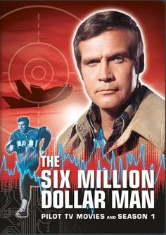 EL HOMBRE NUCLEAR (1973) THE SIX MILLION DOLLAR MAN - PRIMERA TEMPORADA - Español Latino
