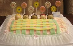 Pajama Party Cake / Sleepover Party Cake « The Food Fairy Cool Birthday Cakes, Birthday Bash, Birthday Parties, Birthday Ideas, Sleepover Party, Pajama Party, Fundraiser Party, Cute Food, Party Cakes
