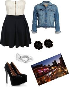 """""""Just gonna wander the streets alone ...."""" by ariana-anon-xoxo ❤ liked on Polyvore"""