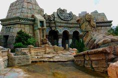 Poseidon's Fury, Universal Studios (Orlando)
