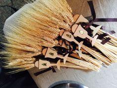 Ncebloom-first communion-decoration-church-Alter-wheat-cross-bread-