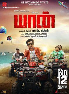 Yaan Tamil Movie Poster