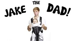 Jake the dad - from Jake Paul's most recent Vlog // Pinterest @iamjadeselena