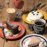グロリアスチェーンカフェ - デザート各種