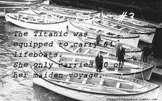 Titanic Fact #3