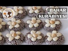 YouTube My Recipes, Cooking Recipes, Merida, Turkish Delight, Christmas Cookies, Food And Drink, Menu, Breakfast, Desserts