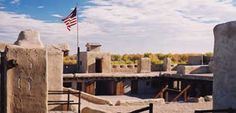 Bent's Old Fort, National Historic Site, Colorado