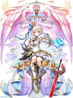 Anime Fairy, Anime Angel, Anime Demon, Manga Anime, Female Character Concept, Game Character Design, Character Art, Anime Girl Crying, Anime Art Girl