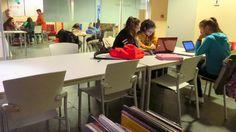 Biblioteca Comarcal de Blanes - Blanes - Notícies - La Biblioteca Jove posa en marxa noves activitats adreçades a aquest públic #bibliojove